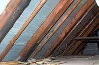 Dachstuhl Mit Hausbockbefall Und Konstruktive Uberlegungen Dazu