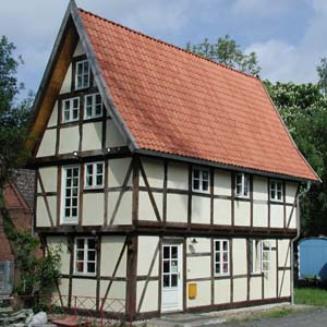 Holz Am Haus Fachwerk